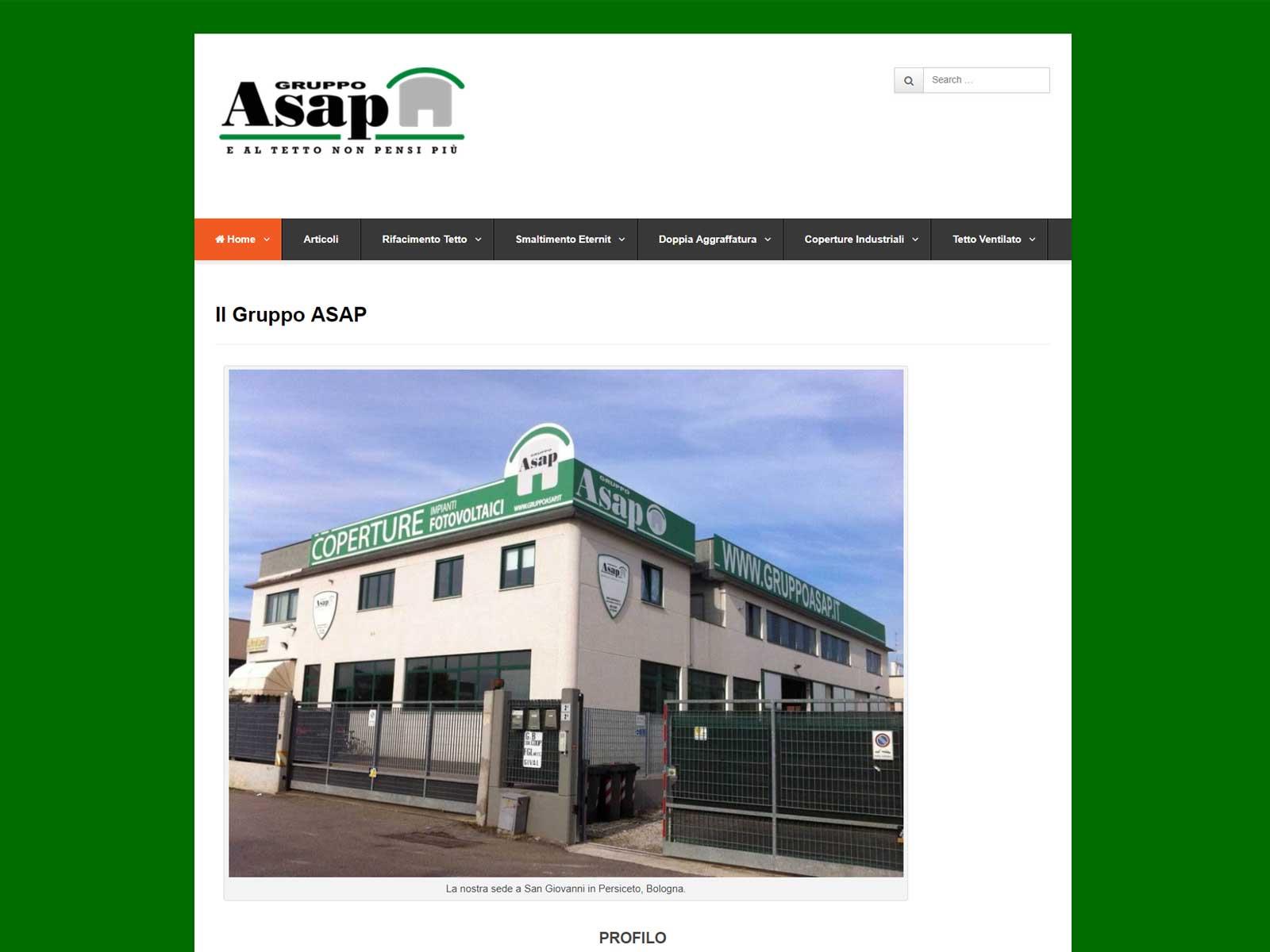 Consulente SEO: Gruppo ASAP